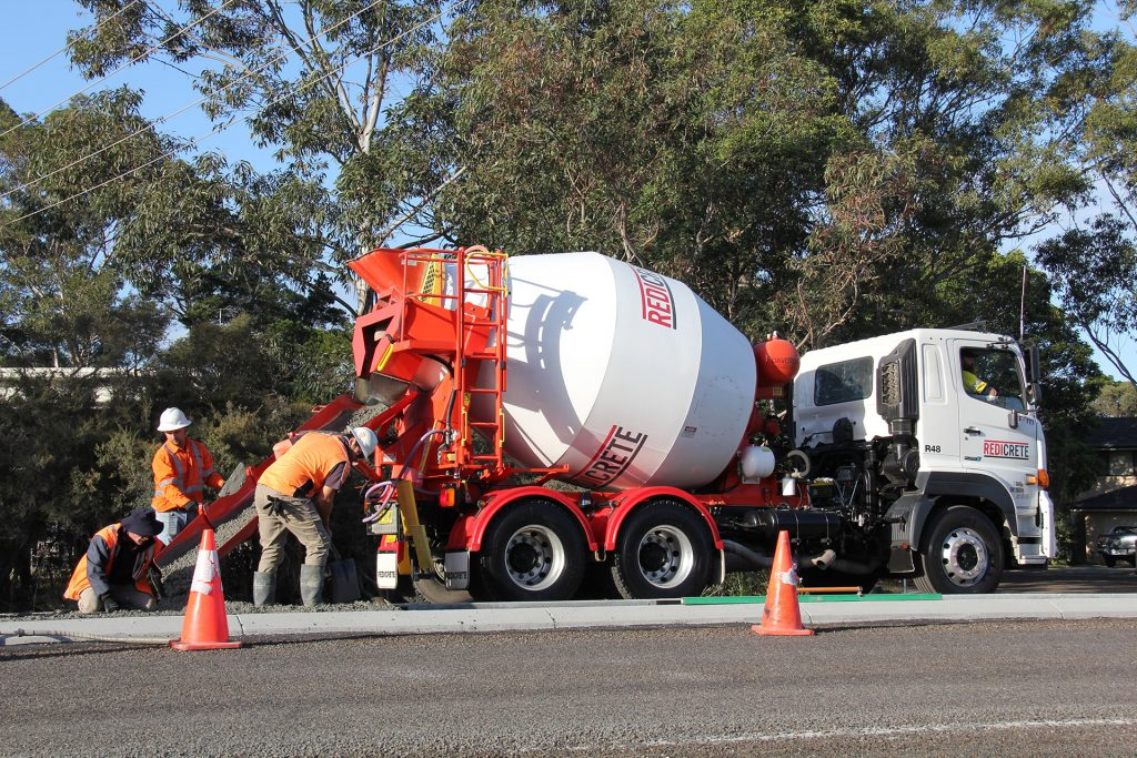 Redicrete & Port Stephens Council paving the way with Greencrete