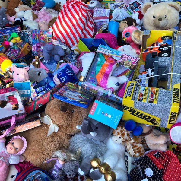 Toys at Toy Run